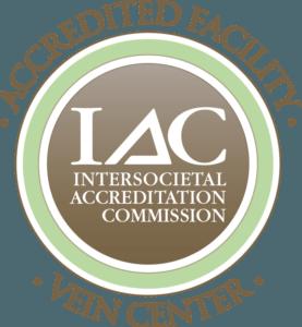 IAC Accreditation - Varicose Veins Procedure - IAC accredited facility vein center