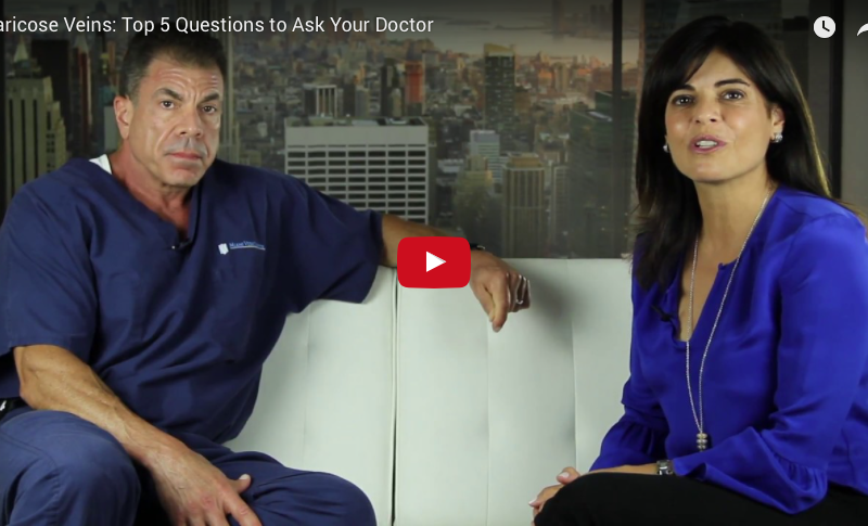 Varicose Veins: Top 5 Questions To Ask Your Doctor