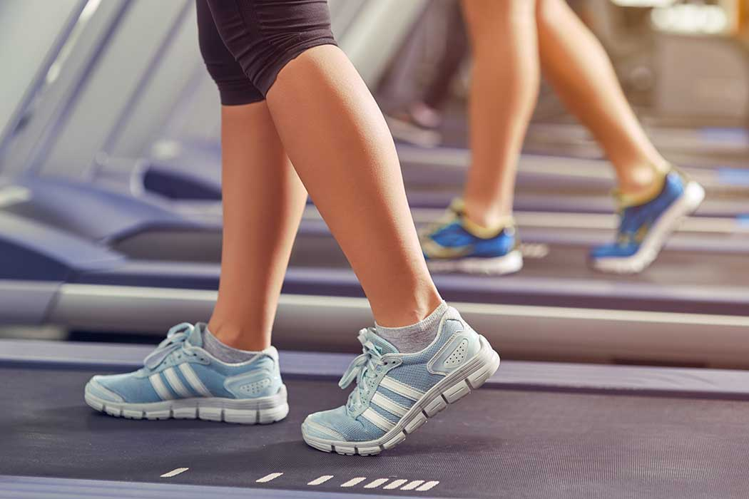 reduce the risk of varicose veins - exercise
